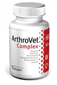 ArthroVet HA Complex 60 tabl