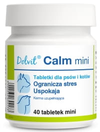 Dolvit Calm mini 40 tabletek